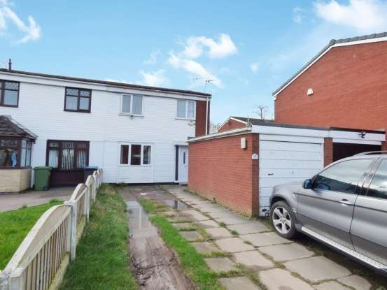 Semi Detached House for sale in Mevagissey Road, Runcorn, Cheshire, WA7 6BD