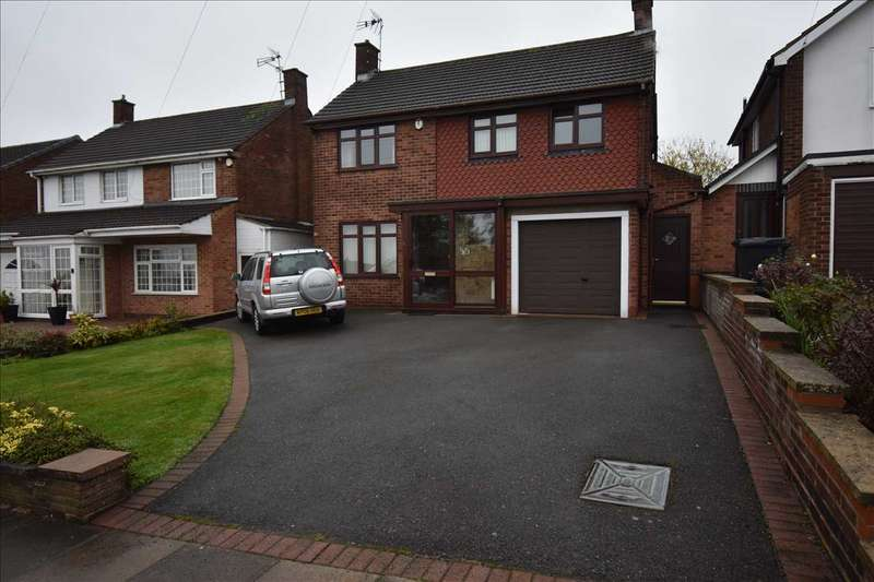 4 Bedrooms Detached House for sale in Wakerley Road, LEICESTER
