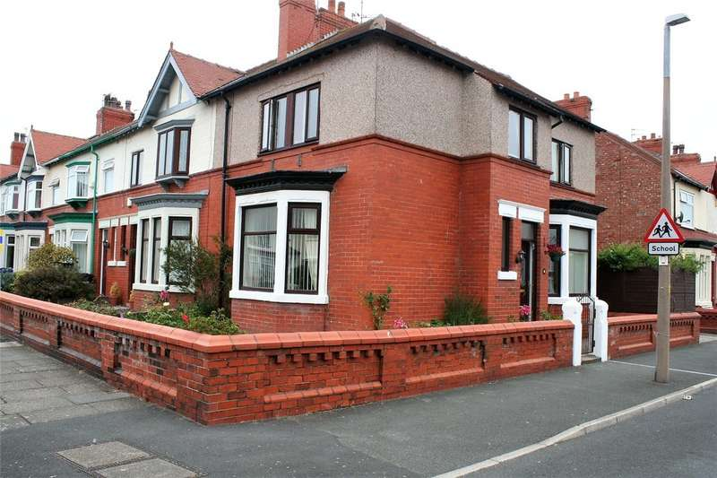 4 Bedrooms Semi Detached House for sale in Tennyson Road , Fleetwood , . FY7