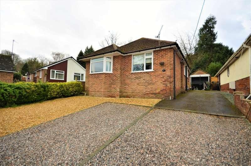 3 Bedrooms Detached Bungalow for sale in Glenlea Close, West End, Southampton, SO30
