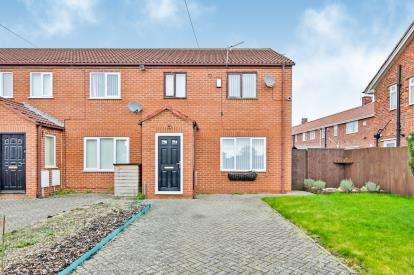 3 Bedrooms End Of Terrace House for sale in Lanethorpe Crescent, Darlington
