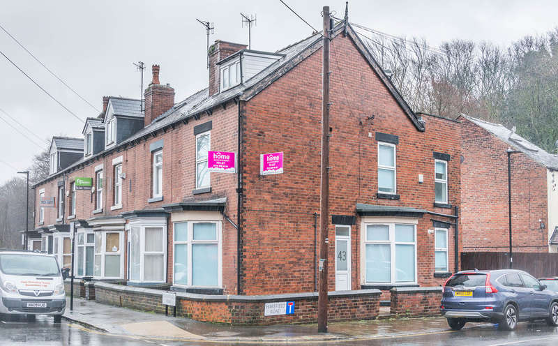 5 Bedrooms End Of Terrace House for sale in Harefield Road, Ecclesall