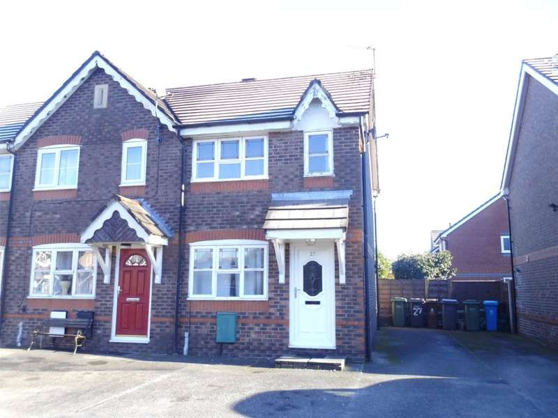2 Bedrooms Town House for sale in 27 Ravenoak Drive, Failsworth, Manchester