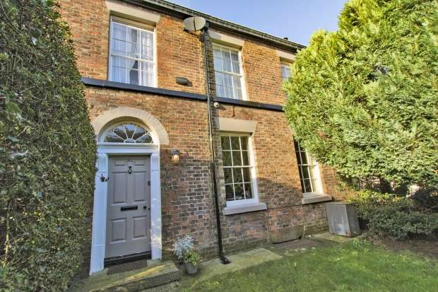 4 Bedrooms Terraced House for sale in Mill Lane, Liverpool, Merseyside, L12 7JD