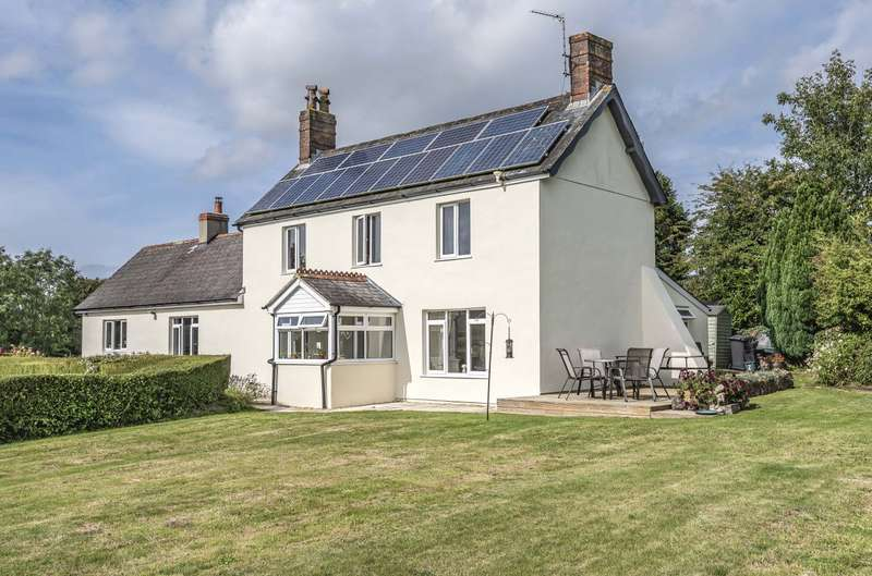 5 Bedrooms Detached House for sale in Mount Pleasant, Perry Street, Chard, Somerset, TA20