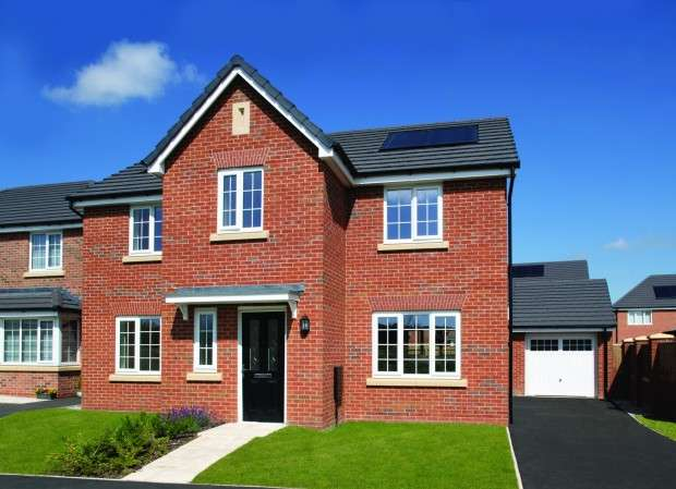 4 Bedrooms Detached House for sale in Plot 2 The Haversham Kingsley Manor, Lambs Road, Thornton-Cleveleys, FY5