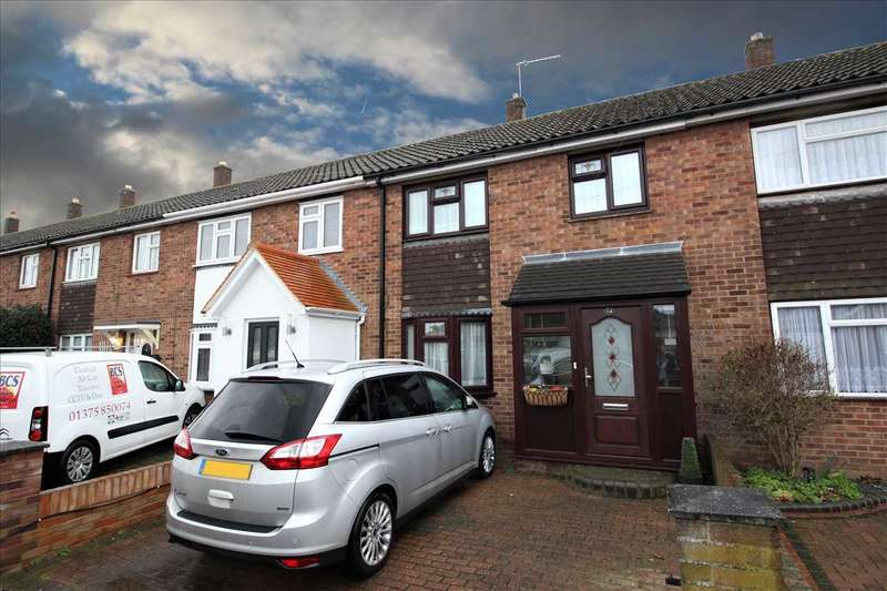 3 Bedrooms Terraced House for sale in Highfield Gardens