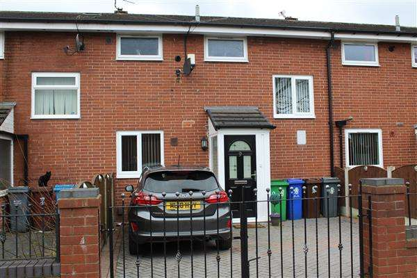2 Bedrooms Terraced House for sale in Wellhouse Drive, Manchester