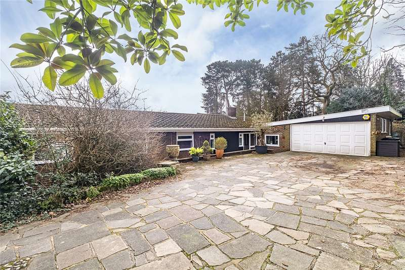 5 Bedrooms Detached Bungalow for sale in Coombe Ridings, Kingston upon Thames, KT2