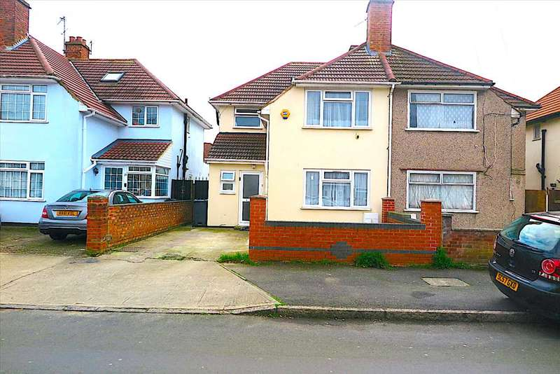 6 Bedrooms Semi Detached House for sale in St Helliers Avenue, Hounslow
