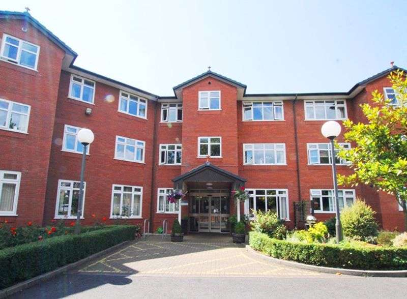 1 Bedroom Property for sale in Gorselands Court, Aigburth Vale, Aigburth, Liverpool, L17