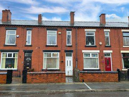 2 Bedrooms Terraced House for sale in Conway Street, Farnworth, Bolton, Greater Manchester, BL4