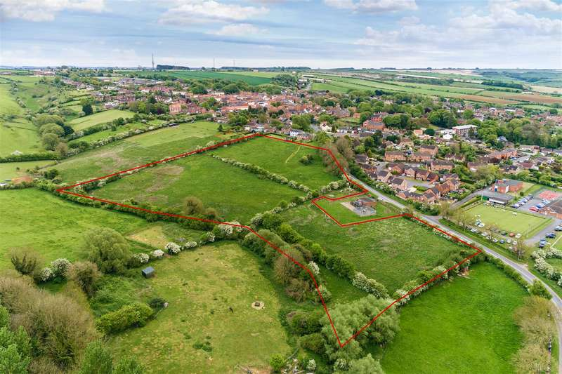 Land Commercial for sale in Brigg Road, Caistor, Market Rasen