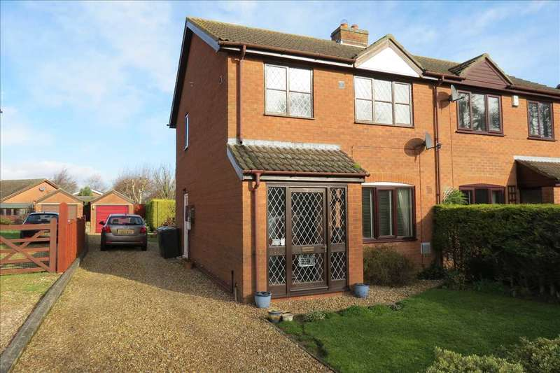 3 Bedrooms Semi Detached House for sale in College Road, Cranwell