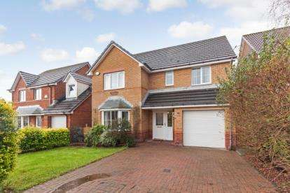 4 Bedrooms Detached House for sale in Endrick Wynd, Helensburgh
