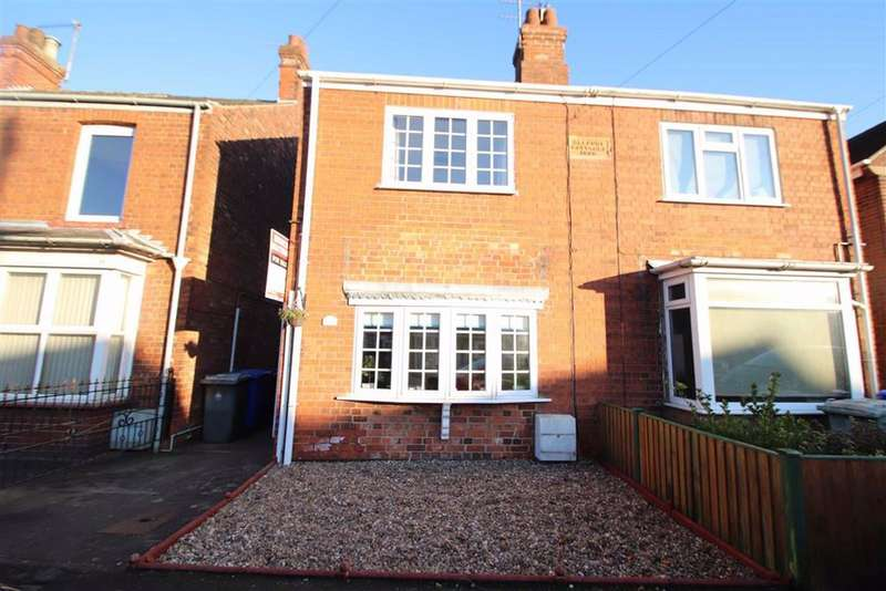 3 Bedrooms Semi Detached House for sale in Park Road, Boston