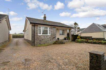 3 Bedrooms Bungalow for sale in Lochlibo Road, Burnhouse, Beith, North Ayrshire