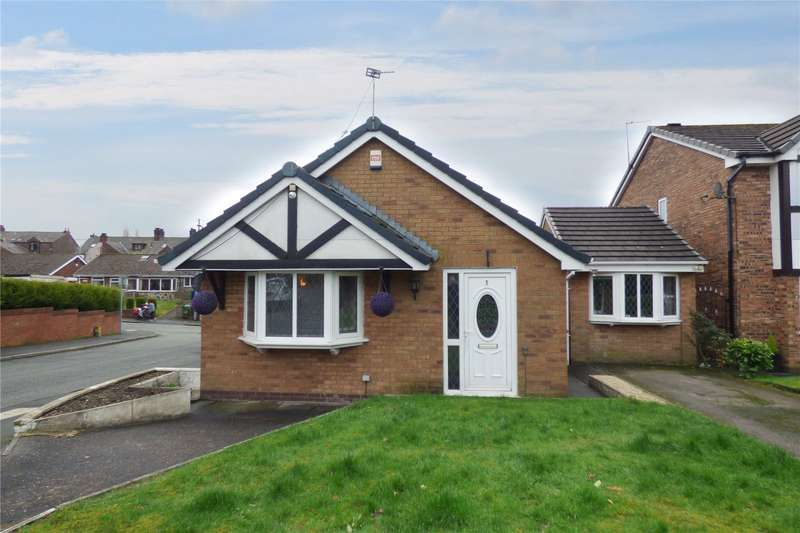 3 Bedrooms Detached Bungalow for sale in Boar Green Close, Moston, Manchester, M40