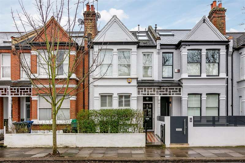3 Bedrooms Terraced House for sale in Brookfield Road, London, W4