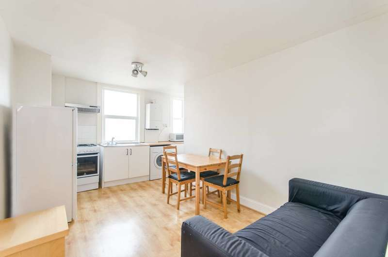 3 Bedrooms Flat for sale in High Road, Willesden Green, NW10