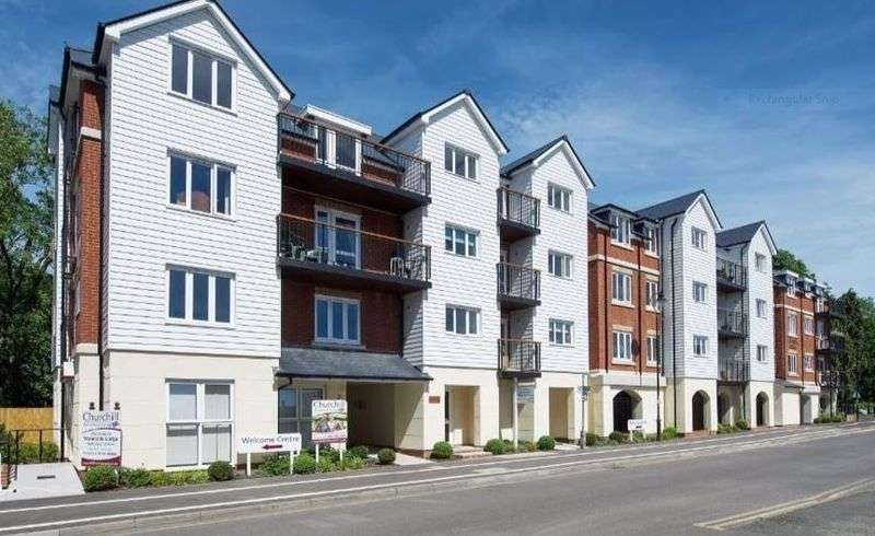 2 Bedrooms Property for sale in Waterside Lodge, Tonbridge: ** MUST BE VIEWED- BEAUTIFULLY PRESENTED WITH BALCONY**
