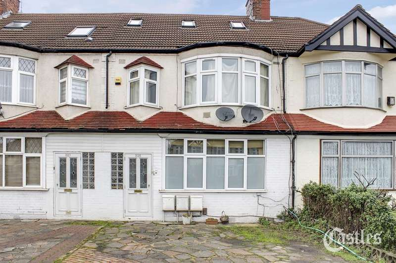 2 Bedrooms Flat for sale in North Circular Road, Palmers Green, London, N13
