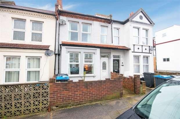 4 Bedrooms Terraced House for sale in Burlington Road, Thornton Heath, Surrey