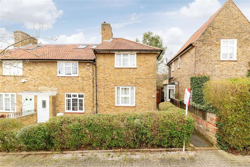 2 Bedrooms End Of Terrace House for sale in Sunnymead Road, Putney