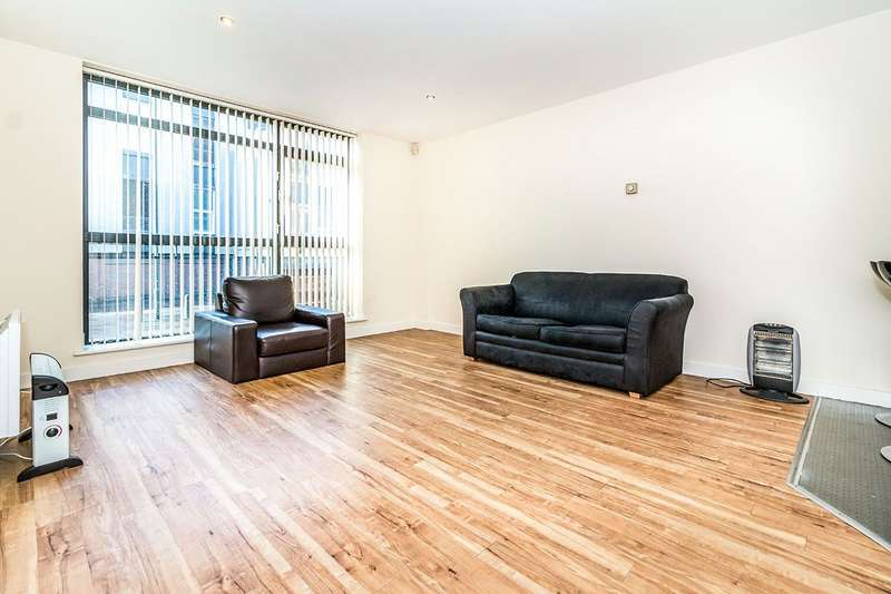 1 Bedroom Apartment Flat for sale in Trinity Edge, 1 St. Mary Street, Salford, Greater Manchester, M3