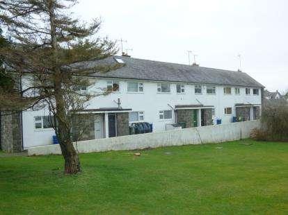 2 Bedrooms Terraced House for sale in Cae Du, Abersoch, Pwllheli, Gwynedd, LL53