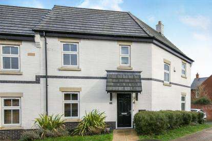 3 Bedrooms Semi Detached House for sale in Merttens Drive, Rothley, Leicester, Leicestershire