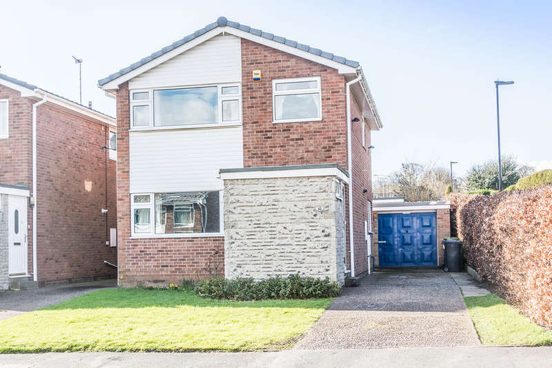4 Bedrooms Detached House for sale in Mosborough Hall Drive, Mosborough
