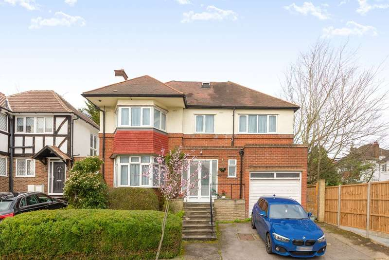 7 Bedrooms House for sale in Eversley Avenue, Wembley, HA9