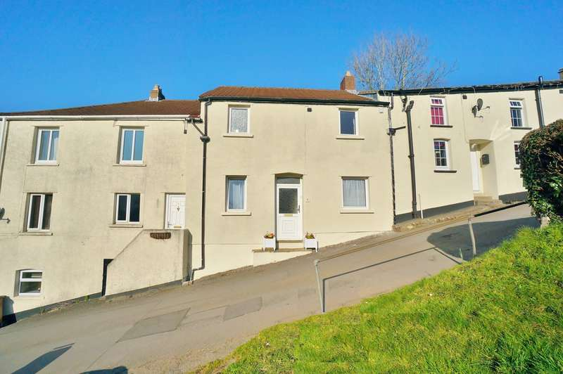 3 Bedrooms Terraced House for sale in Hill Street, Abercarn, Newport, NP11
