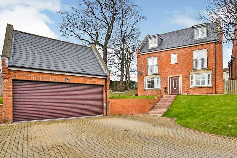 5 Bedrooms Detached House for sale in Pelaw Bank, Chester Le Street, DH3