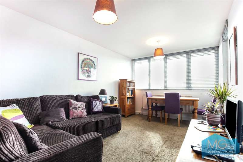 1 Bedroom Apartment Flat for sale in Charlton Court, 75 Brecknock Road, London, N7
