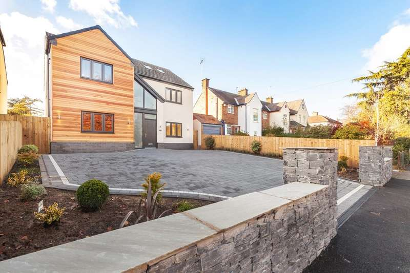 5 Bedrooms Detached House for sale in Fairefield Crescent, Glenfield