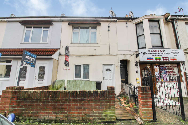 2 Bedrooms Ground Flat for sale in Chichester Road, Portsmouth