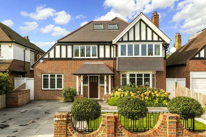 6 Bedrooms Detached House for sale in Petersham Road, TW10