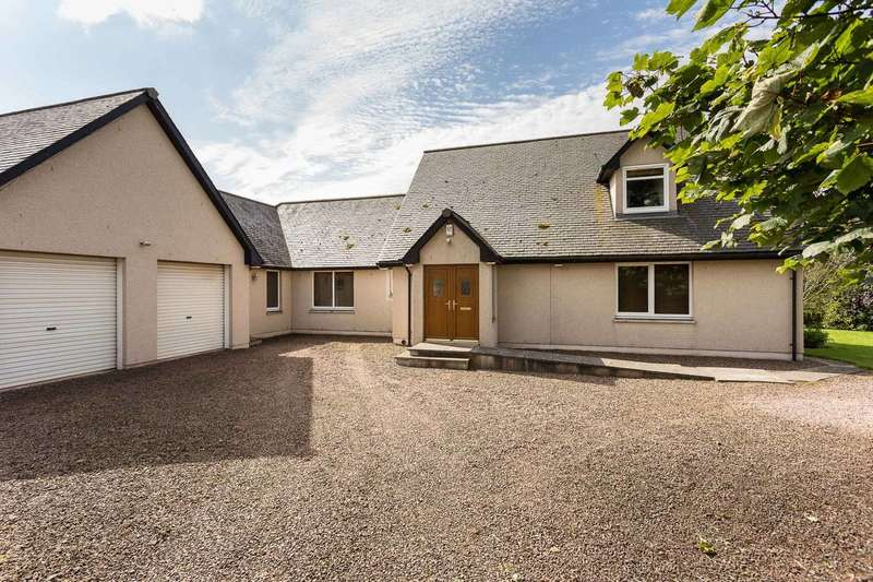 4 Bedrooms Cottage House for sale in Boysack Mills, Arbroath, Angus, DD11 4RX