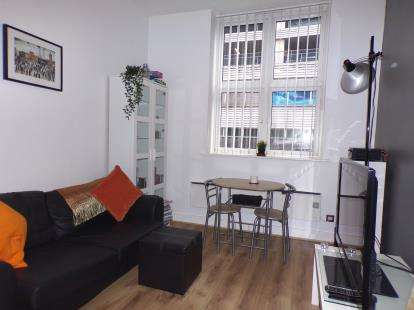 2 Bedrooms Flat for sale in Time House, 3 Duke Street, Leicester, Leicestershire