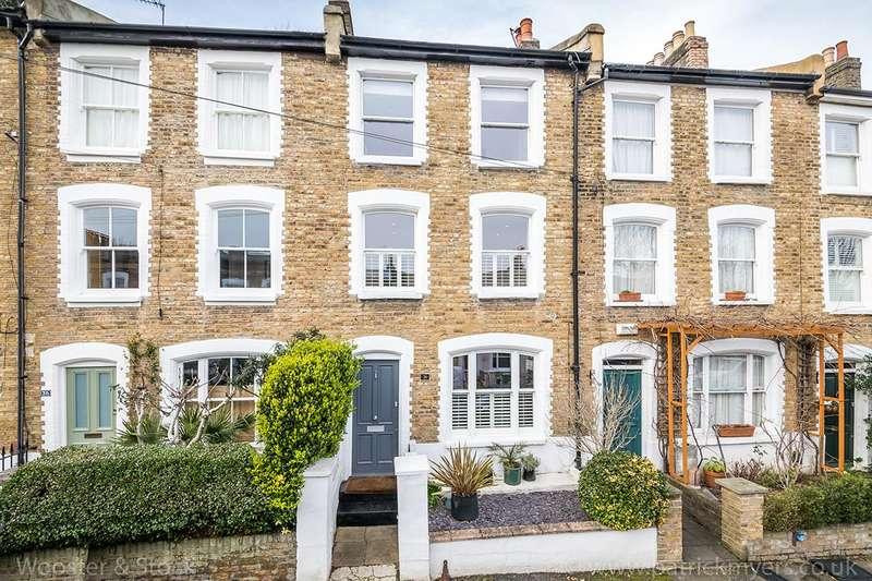 4 Bedrooms Terraced House for sale in Mount Ash Road, Sydenham, SE26