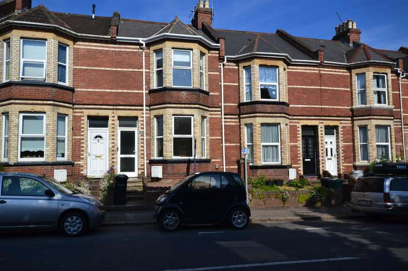 1 Bedroom House Share for rent in Barrack Road, Exeter, Exeter, EX2 5ED