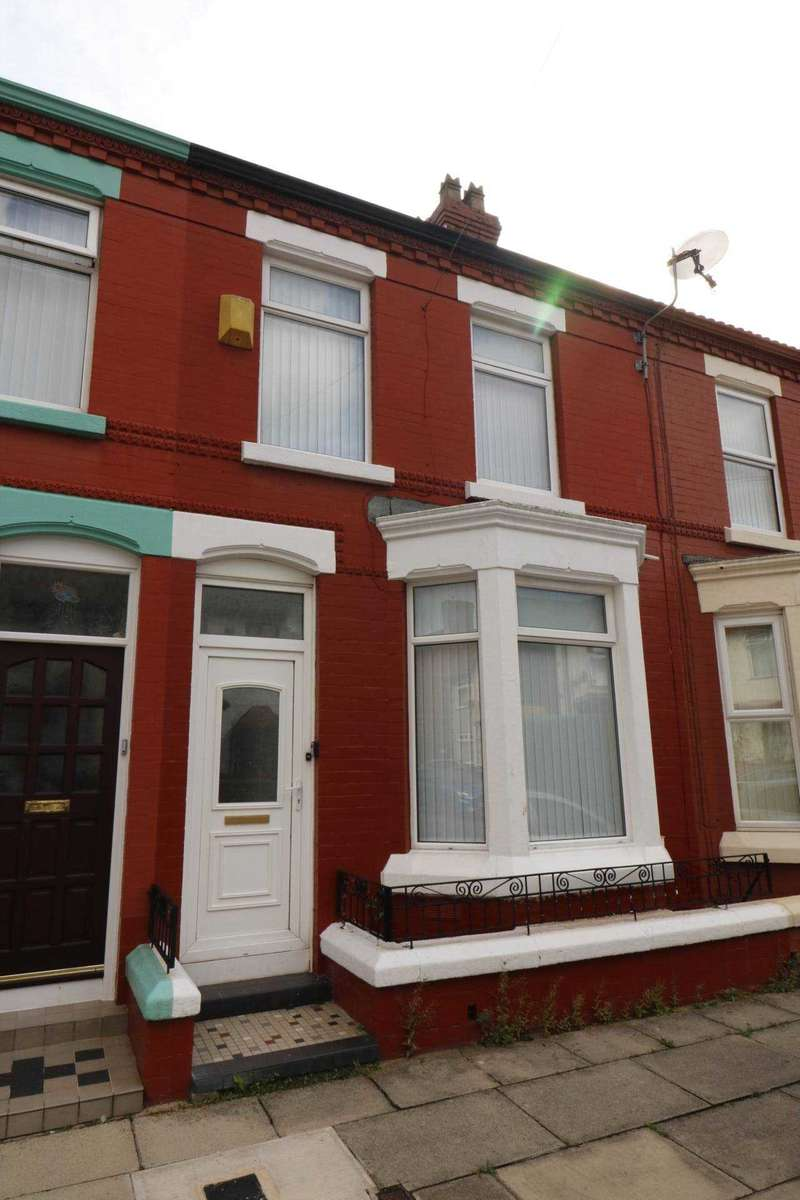 4 Bedrooms Semi Detached House for rent in Whitland Road, Liverpool