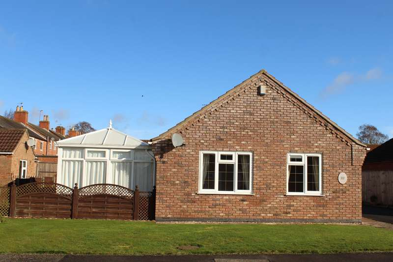 2 Bedrooms Detached House for sale in Tasman Road, Spilsby, PE23 5LN