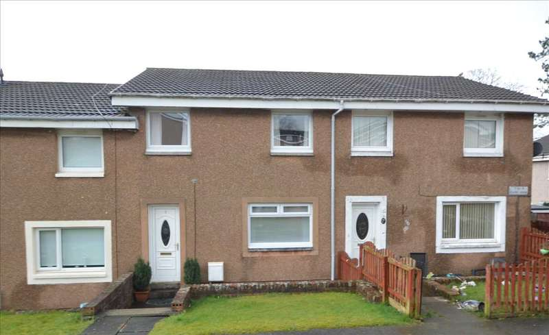 3 Bedrooms Terraced House for sale in Clyde View, Hamilton