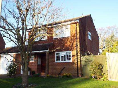 3 Bedrooms Detached House for sale in Chandlers Ford, Eastleigh, Hampshire