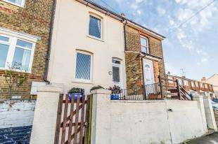 2 Bedrooms Terraced House for sale in Borstal Street, Rochester, Kent