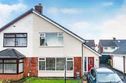 3 Bedrooms Semi Detached House for sale in Coupes Green, Westhoughton, Bolton, Greater Manchester, BL5