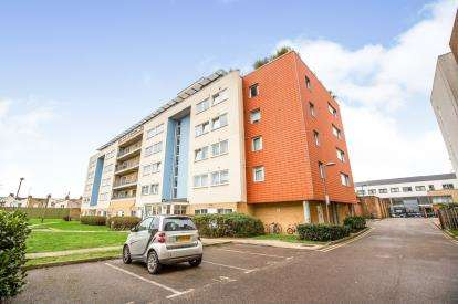 2 Bedrooms Flat for sale in 12 Flint Close, London, England